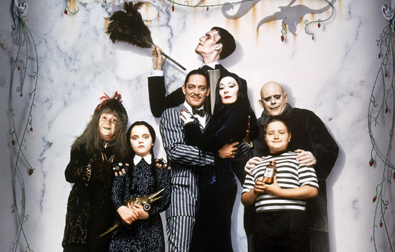 The Addams Family,